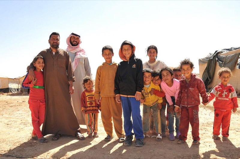 おぐが撮った難民キャンプの人々