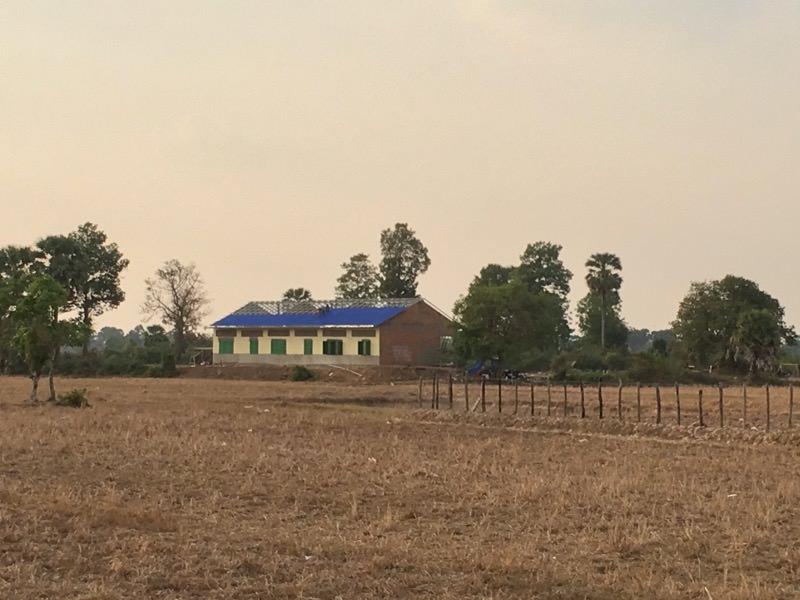 学校の景色