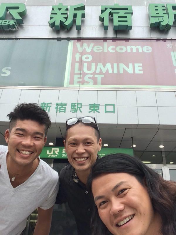 カンボジアであった人たちと日本で再会