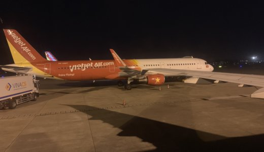 【ベトナム】ハノイ・ノイバイ空港の無料Wi-Fi接続方法と利用に関して