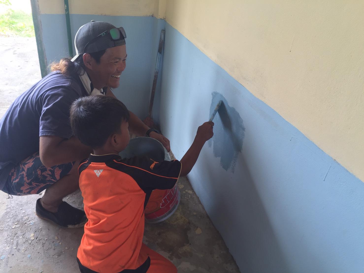 カンボジアに建設した小学校の活動に関して【法人化しない理由】