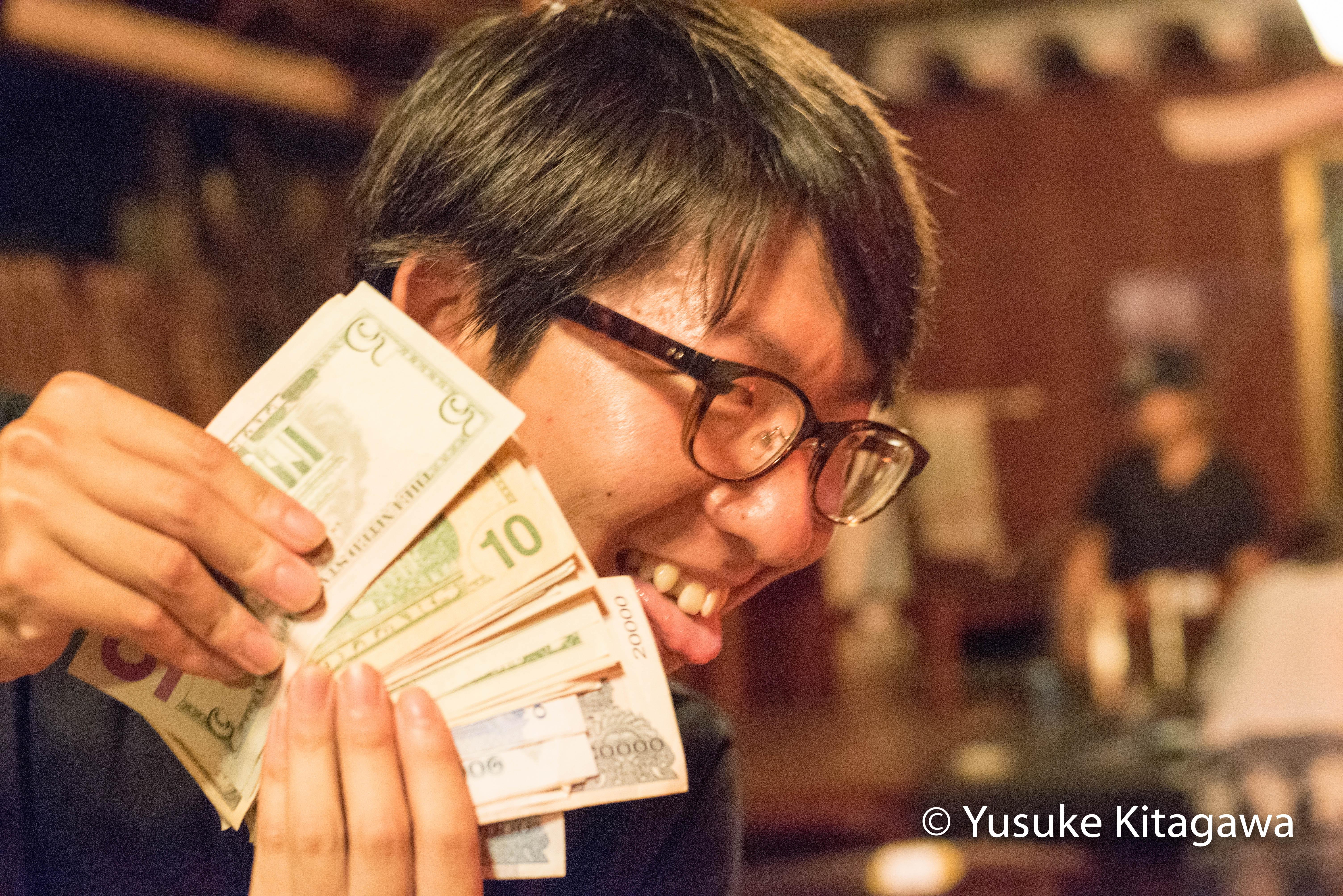 お金の稼ぎ方も大事だけど、お金の使い方を考えたほうがいい。