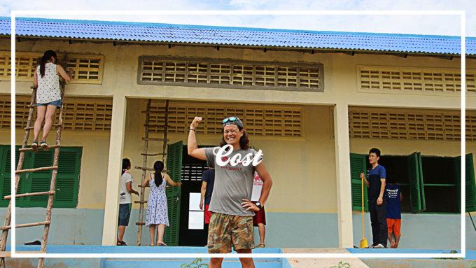 カンボジア小学校建設費用ぶっちゃけいくらかかったか全額公開する