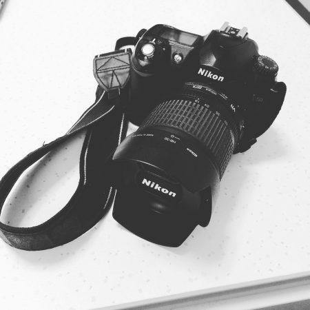 【Amazonのほしい物リスト】Nikon(ニコン)の標準ズームレンズをいただきました