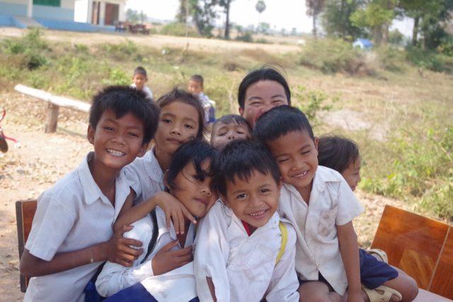 【カンボジアの小学校】開校してから5ヶ月経ったみらいスクールの様子