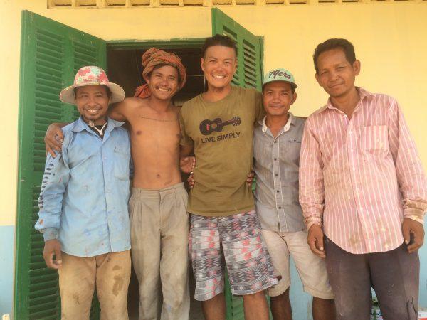 カンボジア小学校建設から一年たった今の現状とこれからのこと
