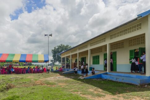 カンボジアに小学校を建設してよかったこと