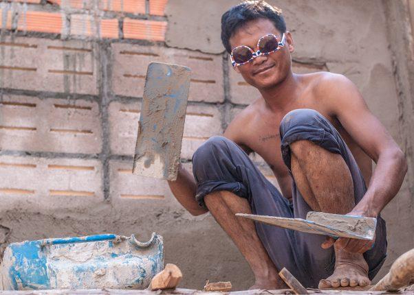 カンボジアに小学校を建設してみて思った国際支援の意味