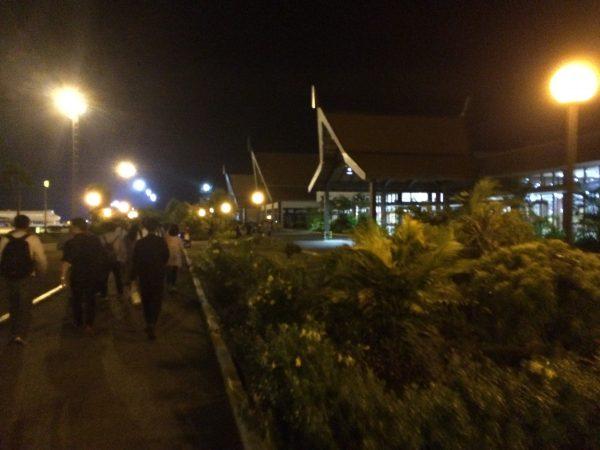 カンボジア・シェムリアップ空港でのアライバルビザ取得方法・Wi-Fi情報、市街地への行き方