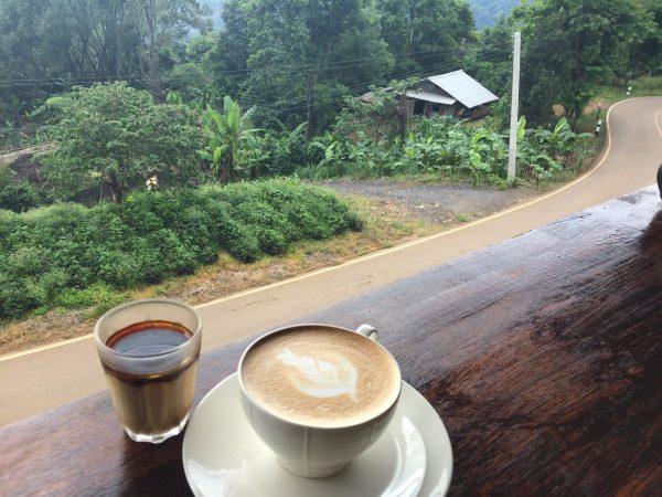 タイ・チェンライのコーヒー農家を訪ねて