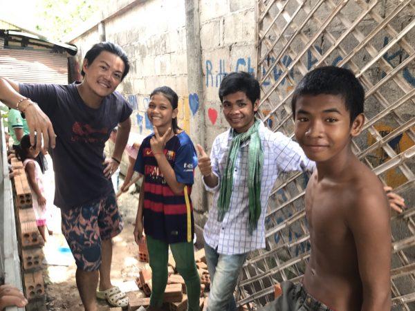 【カンボジアツアー】BORDERLESS2017年夏のツアー開催