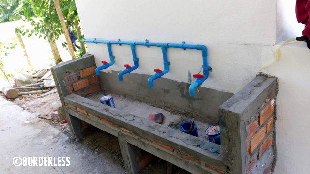 カンボジアに建設した小学校に手洗い場を作るので現地で一緒に汗をかいてくれる人を募集します