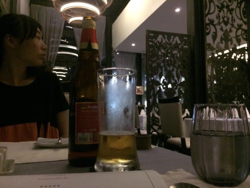 アンコールビールの大瓶