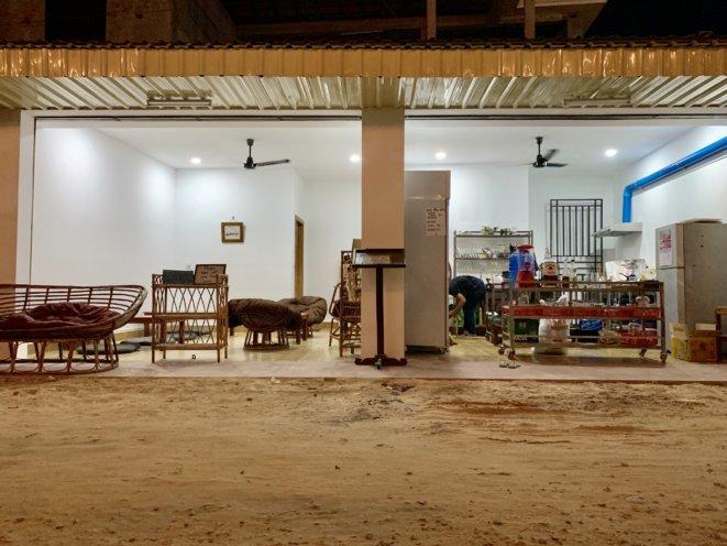 カンボジアの新店舗
