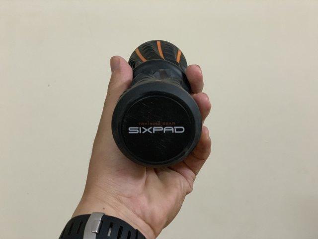 SIXPADのフットローラー