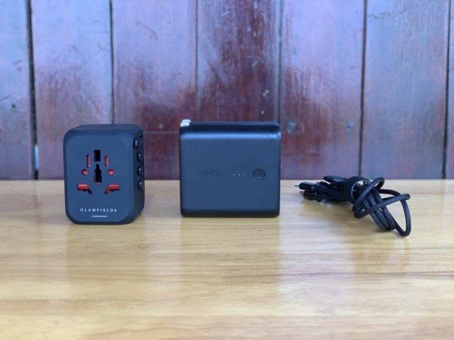 充電器系アイテムの写真