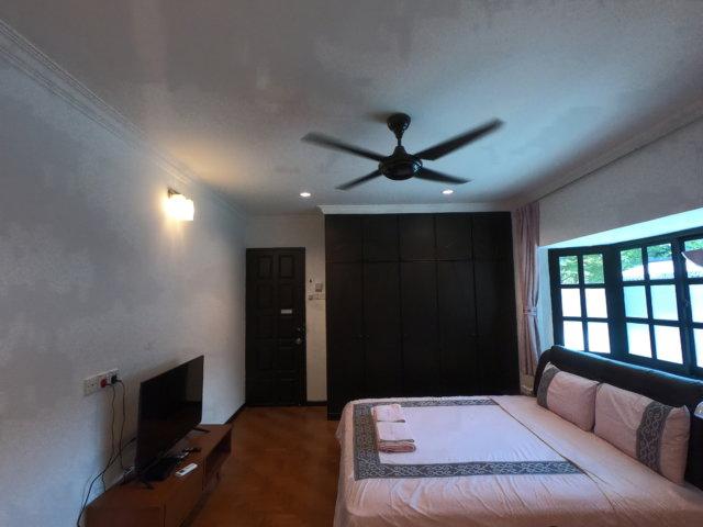 G Beach Villaの室内