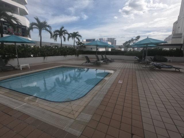 Hotel Jen Penangのプール