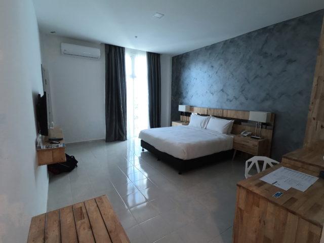 ADYA HOTELの室内