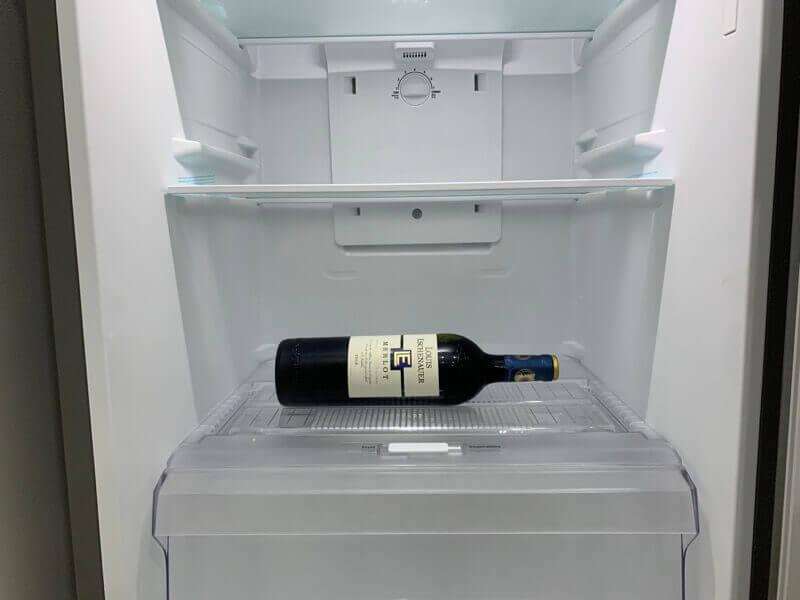 家の冷蔵庫の中