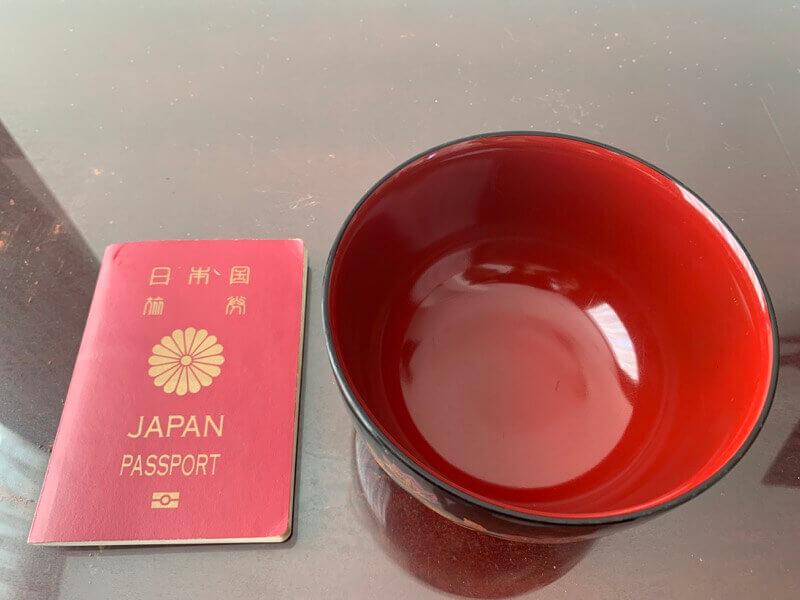 大きめの味噌汁茶碗