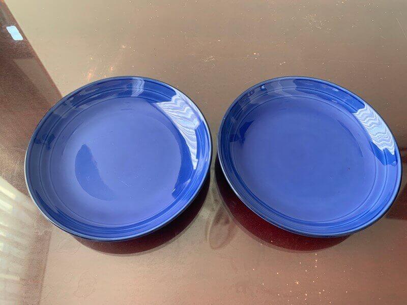 ふたり暮らし用の取り皿