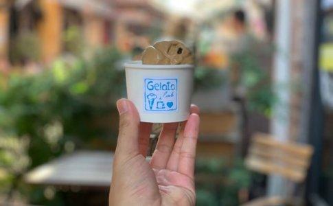 Gelato labのアイスクリーム