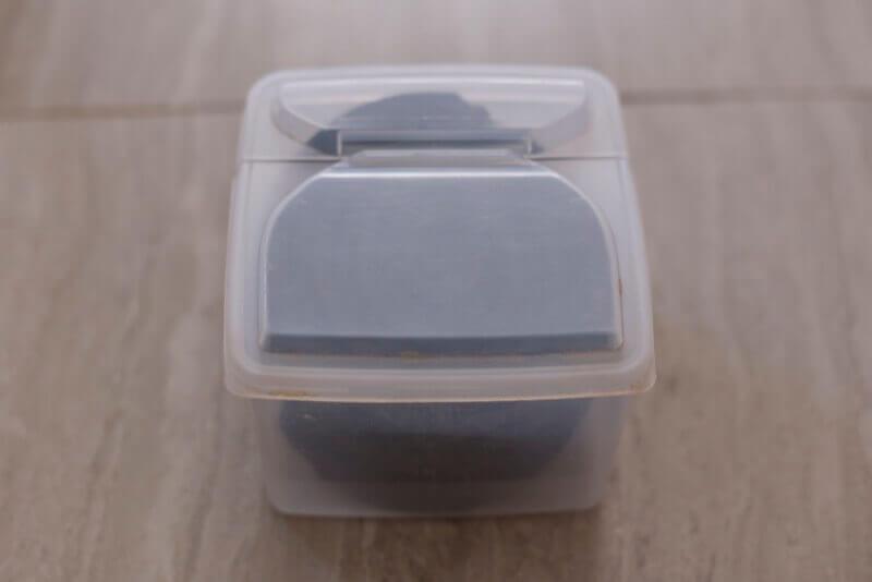 蚊取り線香専用箱