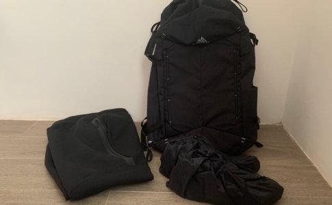 移動生活を快適にする旅アイテム最適化