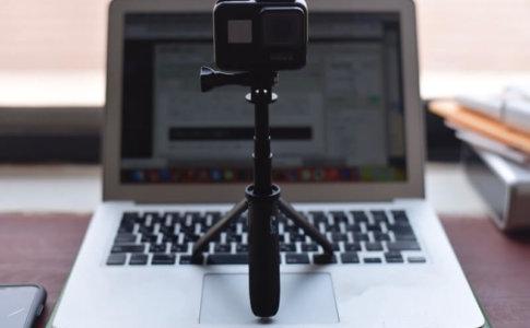 何気ない日常をすべて記録してYouTubeにルーティン動画をアップすること