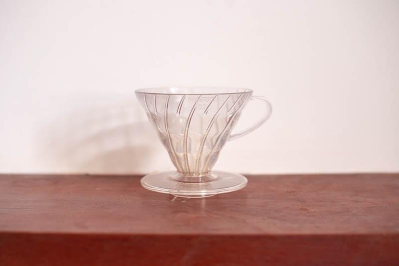 Harioのコーヒードリッパー