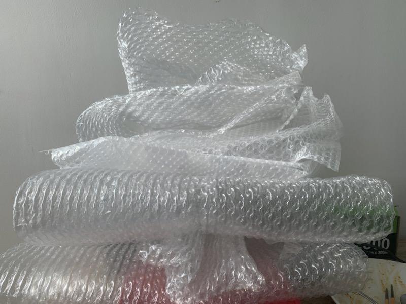 梱包用のプチプチ