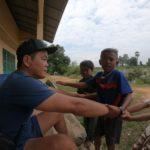 カンボジアに小学校を建てっぱなしなぼくのこと