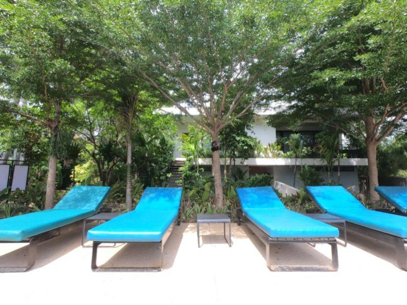 Hillocks Hotelのプール2