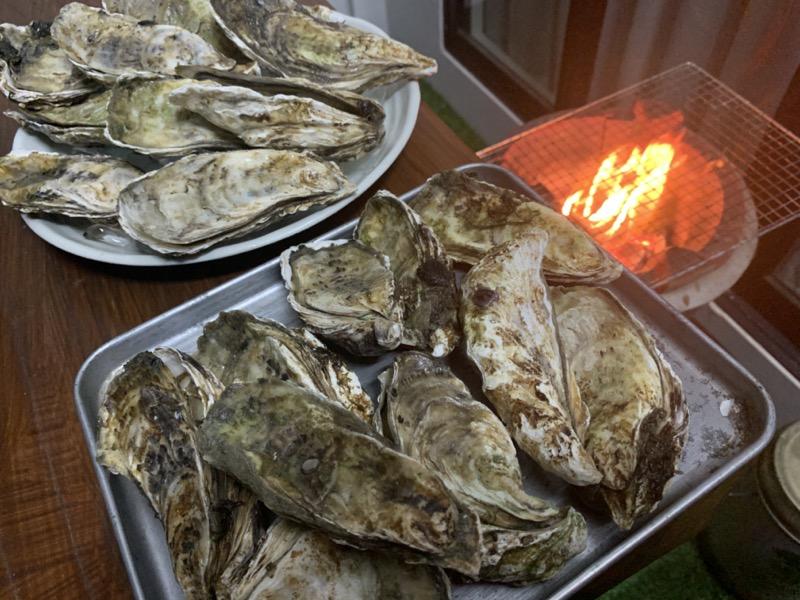 牡蠣の自宅での調理方法
