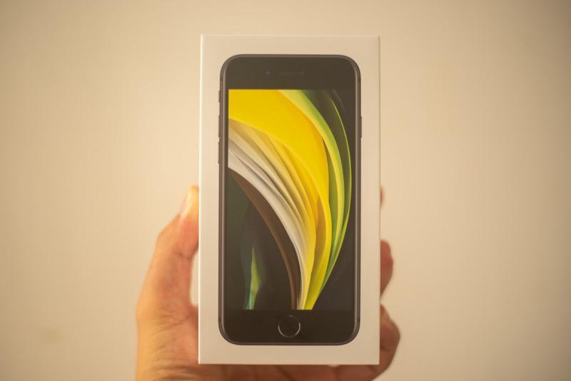 海外版iPhoneSE第二世代