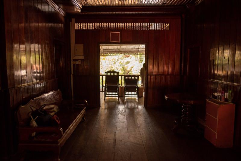 シティゲストハウスの二階