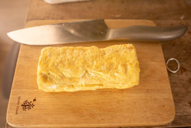 2回目に作った卵焼き