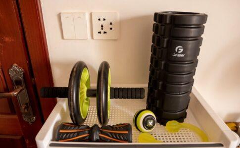 在宅ワークにおすすめの健康器具