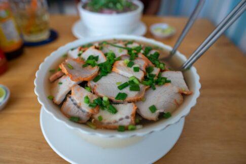 シェムリアップで人気の麺料理