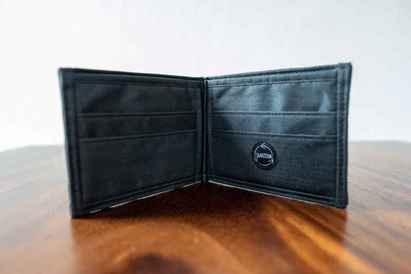 二つ折り財布の詳細